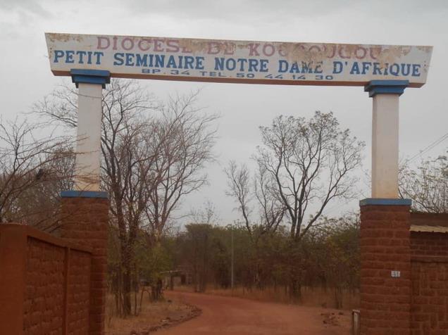 Petit séminaire Notre Dame d'Afrique de Koudougou: Appel à mobilisation pour les 60 ans