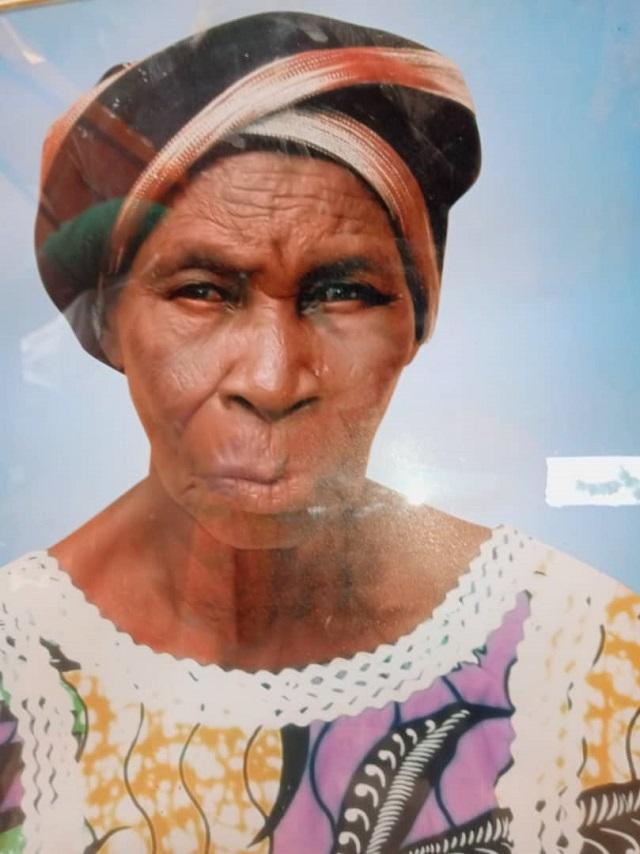 Décès de MmeSAM née BONKOUNGOU Raguénénaaba Madeleine: Remerciements