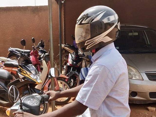 Sécurité routière: Le port du casque, un geste qui sauve