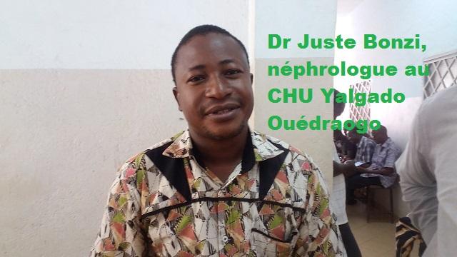 Grève  du SYNTSHA: «Que je sois au service ou non, des gens continuent de mourir», Dr Abou Dao, médecin spécialisé dans le traitement des cancers