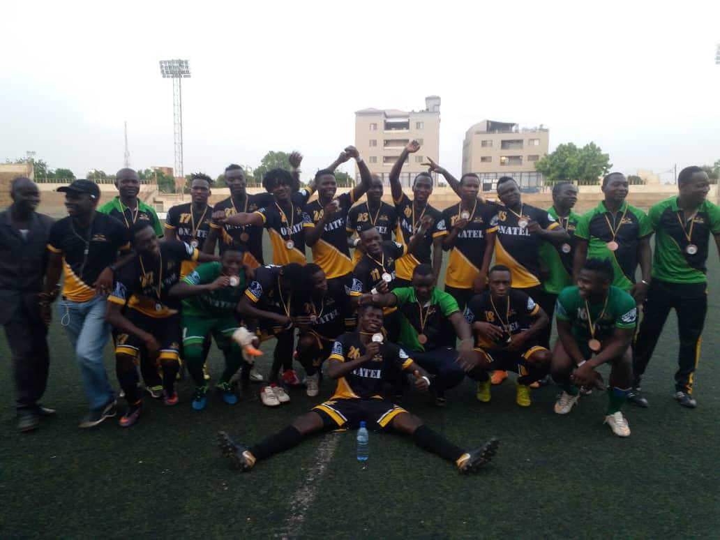 Coupe du Faso 2019: L'ASECK termine troisième
