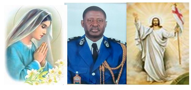 Décès  du Colonel-Major Alain DABIRE: Remerciements et faire part