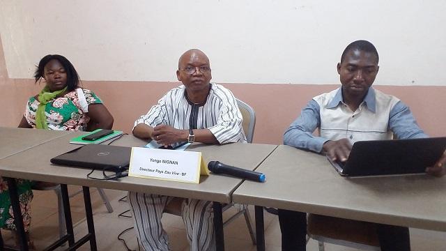 Projet SONGO LAM: Les partenaires de mise en œuvre accordent leurs violons