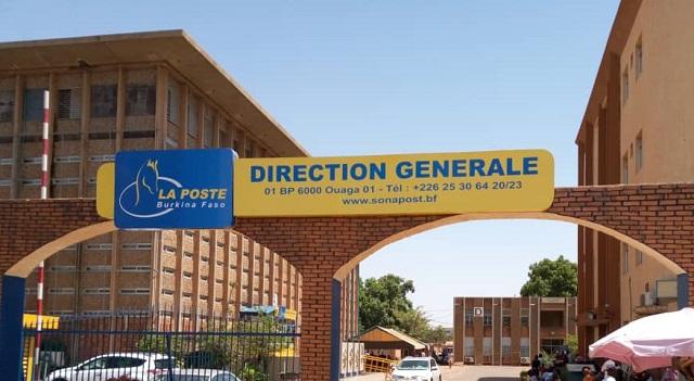 Crise à la Poste Burkina: La signature du protocole d'accord est annulée