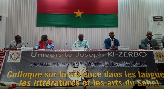 Université Joseph Ki-Zerbo : Les violences dans les langues au centre d'un colloque