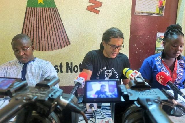 Gouvernance du MPP: Le coup de «Balai citoyen»