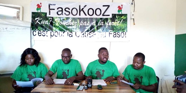 Forêt de Kua: Une marche contre le déclassement prévue pour le 1er juin 2019