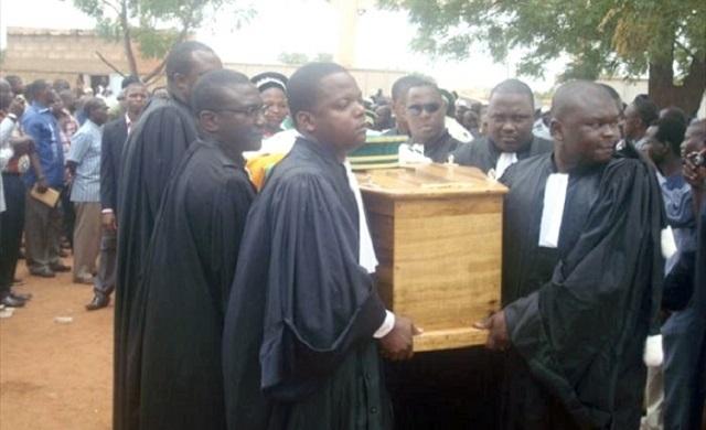 5e anniversaire du décès du juge Salifou Nébié: Le SAMAB réclame vérité et justice