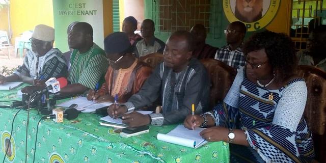 Agression dans l'affaire forêt de Kua: «Il est intolérable d'instrumentaliser des vandales en vue de camoufler des échecs politiques», dénonce Adama Sosso de l'UPC