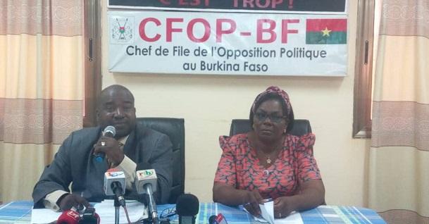Burkina Faso: «Le gouvernement du MPP a programmé dans son agenda, la mort du général Djibrill Bassolé», observe l'opposition politique
