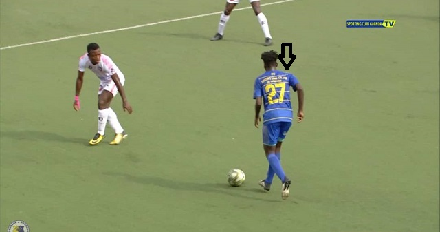 Football: Cheick Omar Ouédraogo, un talent méconnu au Burkina