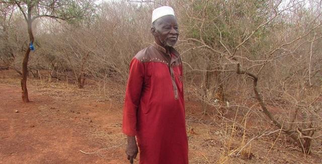 Yacouba Sawadogo, prix Nobel alternatif 2018: «Je suis disposé à transmettre mon savoir-faire»