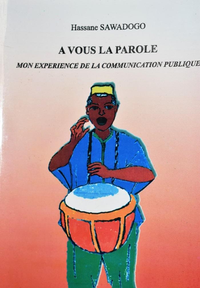 Littérature: «À vous la parole», le nouveau livre de l'ancien gouverneur Hassane Sawadogo