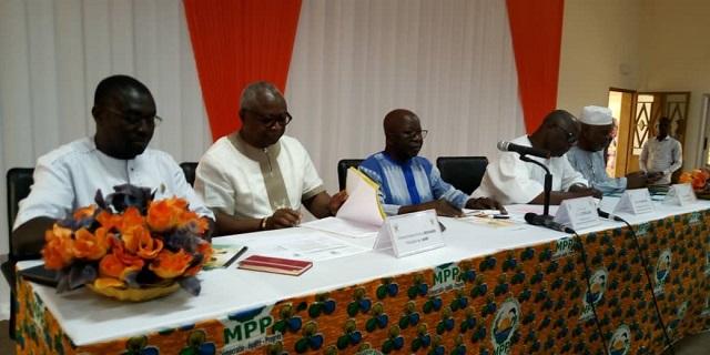 Vie des partis: Le MPP réunit ses  maires à Ouagadougou