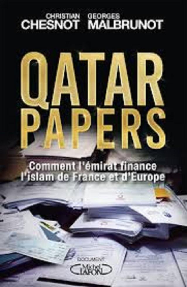 Financement de l'islamisme: Un livre  met en cause le Qatar