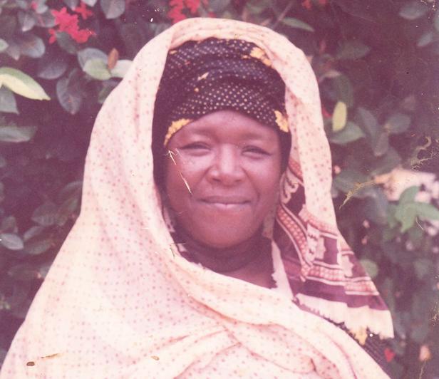 In memoriam SAGNON née Traoré Mamou