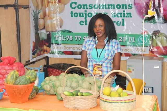 Entreprenariat: Fadilatou Kaboré, une femme qui «mange» dans la pomme de terre