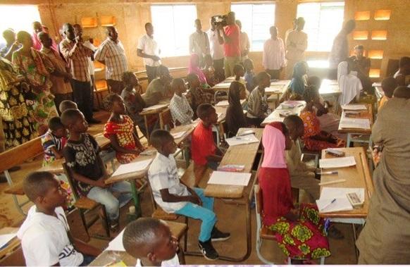 Examen du CEP 2019 au Nord:  36 469 candidats dont 20 093 filles dans la course