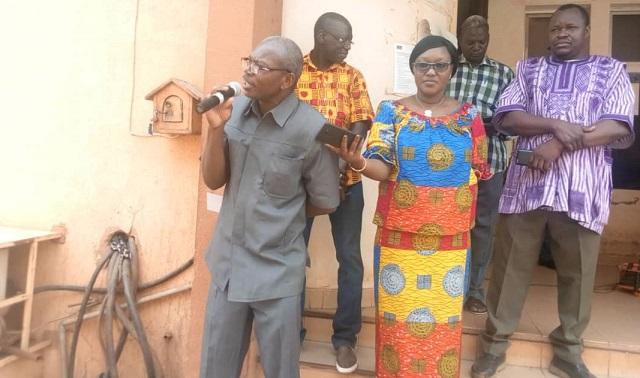 Crise à La Poste Burkina: Le syndicat change de forme de lutte
