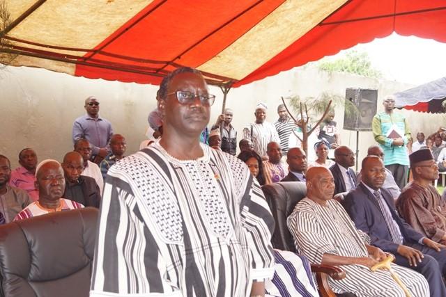 Burkina Faso/Côte d'Ivoire: Hervé Bazié officiellement installé Consul général du Burkina à Soubré