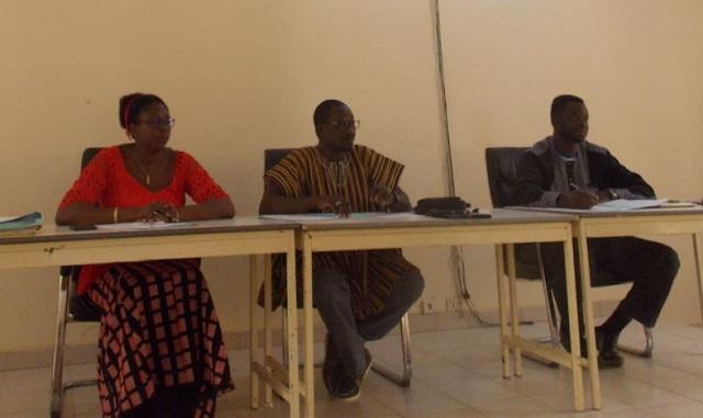 Carte de presse et laissez-passer: Le processus d'établissement  expliqué aux journalistes à  Dori