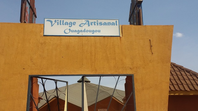 Sit-in au Village artisanal de Ouagadougou: «Si rien n'est fait, le VAO pourrait fermer», s'inquiète Abraham Diao, délégué du personnel