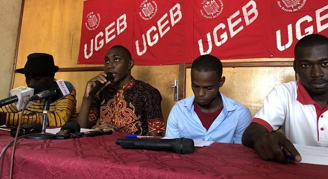 Centre universitaire polytechnique de Dori: L'UGEB exige la reprise des évaluations du 6 juin