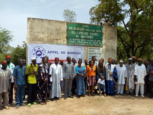 Vivre ensemble au Burkina: L'«Appel de Manéga» officiellement lancé