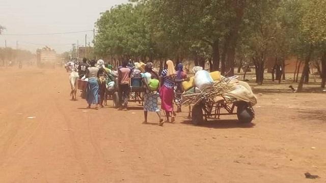 Situation des déplacés internes: ''Ouagadougou n'a pas les commodités nécessaires pour les abriter