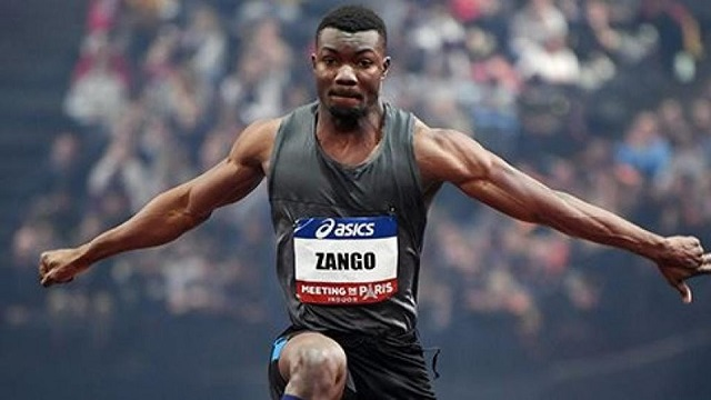 Athlétisme : Hugues Fabrice Zango termine 4e au Meeting Diamond league de Monaco