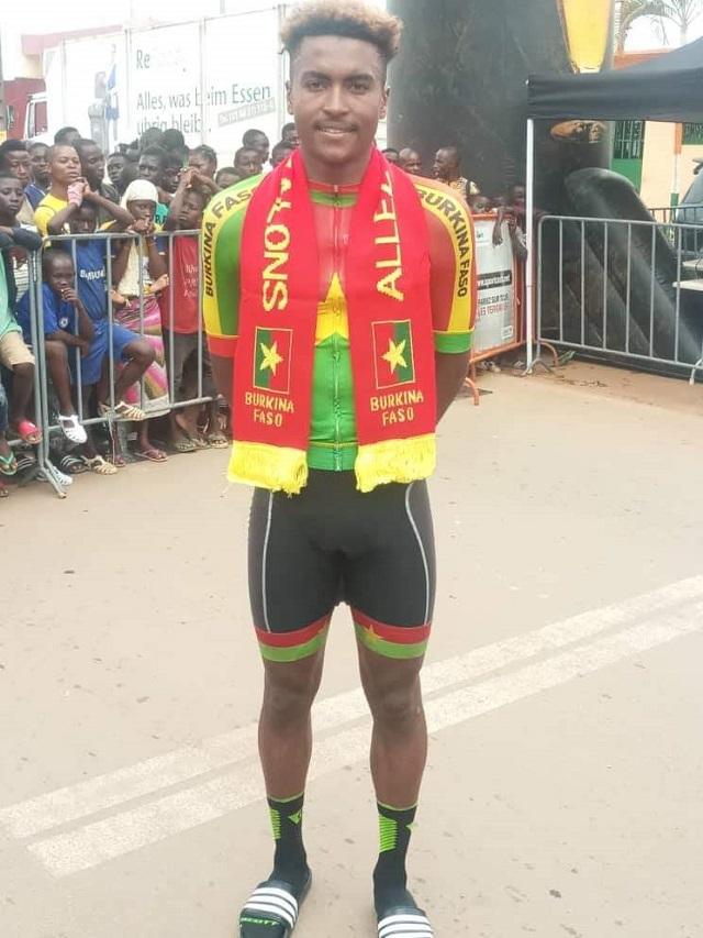 Tour cycliste de Côte d'Ivoire: Paul Daumont en jaune