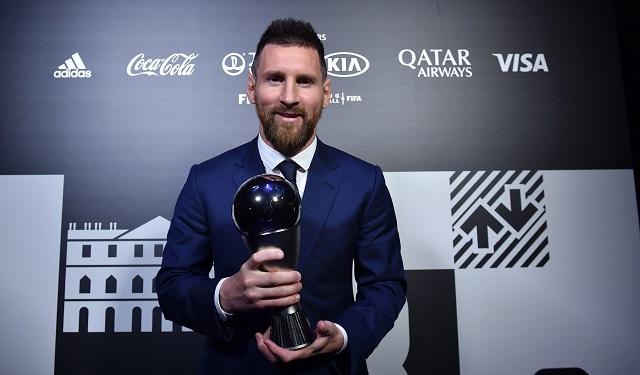 Photos : The Best 2019 : Lionel Messi sacré, Kylian Mbappé élégant et récompensé !