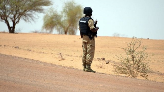 Burkina: 18 terroristes neutralisés et un gendarme tué à Arbinda