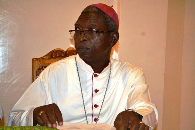 Attaque de Hantoukoura: Un acte horrible, inadmissible et injustifiable, selon l'évêque de Fada