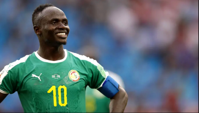 Ballon d'or africain : Sadio Mané, grand favori