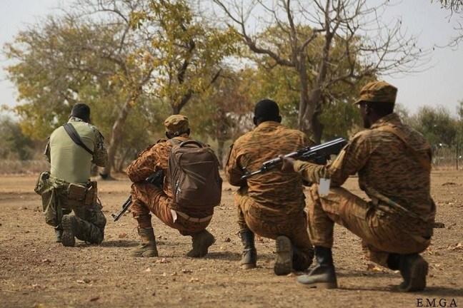 Burkina: L'Etat major des armées salue une