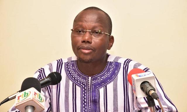 COVID 19: Le Pr Stanislas Ouaro, ministre en charge de l'éducation nationale, contrôlé positif