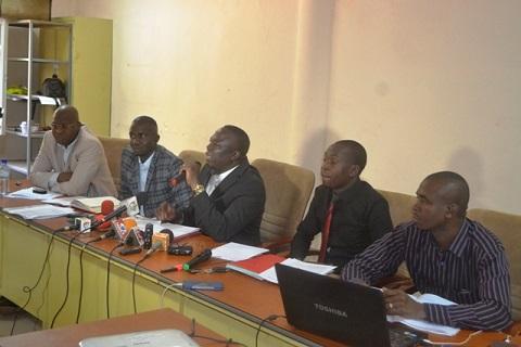 Ministère de l'économie et des finances: Le CS-MEF qualifie la révocation des 3 travailleurs de politique
