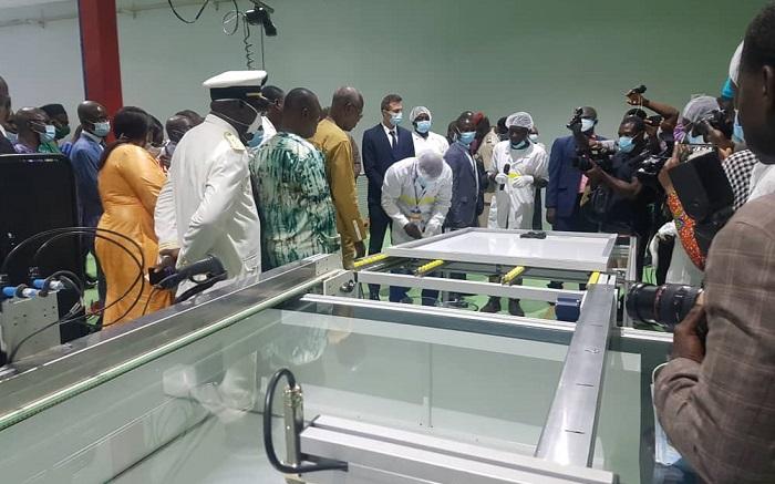 Le Burkina Faso a désormais sa propre usine de fabrication de panneaux solaires