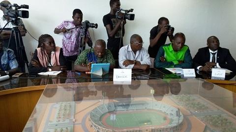 Sports : Taïrou Bangré fait le point de la participation du Burkina aux Jeux de la Francophonie