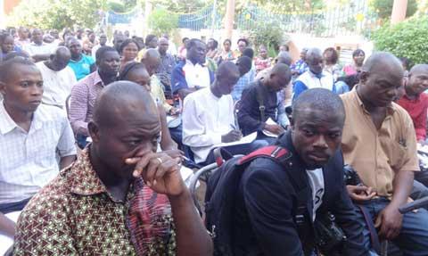 Le faso : Crise à l'ONATEL : Le syndicat entend poursuivre sa lutte