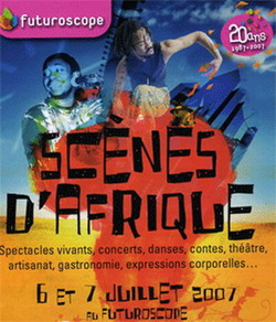 """Festival """"Scènes d'Afrique"""" - 6 et 7 Juillet 2007 Scenes-d_Afrique"""