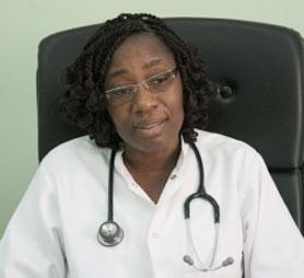 Pr Lucie Nébié Ouédraogo