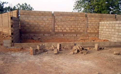 Habitat au burkina le co t du permis de construire est for Cout permis construire