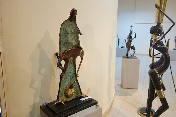 Le faso : Monument'art : Le musée national veut sortir des sentiers battus