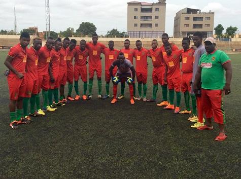 Tournoi de la solidarité : AFP et Djoliba AC se hissent en finale