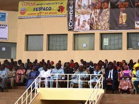FESPACO 2017 : cérémonie d'ouverture