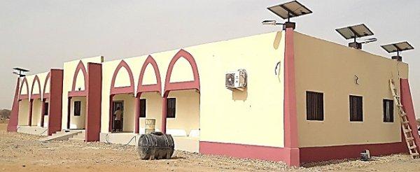 gare routière de Dori