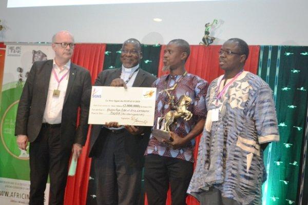 Fespaco 2019 : The Mercy of the Jungle gagne l'Etalon d'or du Yennenga