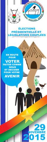 La CENI pour des élections apaisées au Burkina Faso